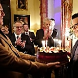 Josh Gad's Birthday