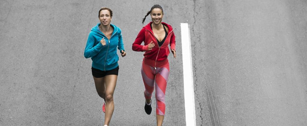 Outdoor Interval Running Workout