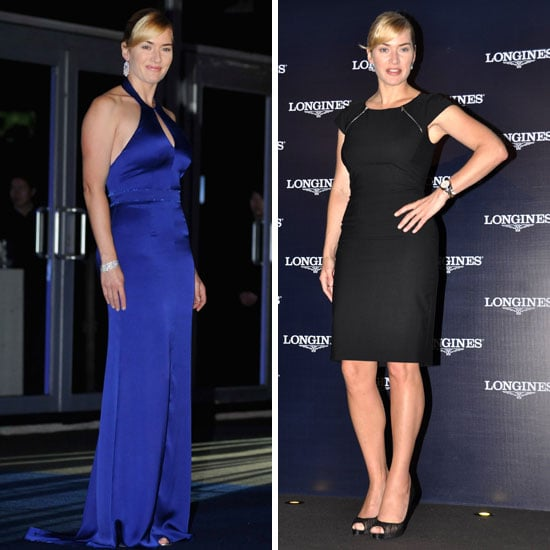 Kate Winslet Pictures at Longines Party in Shanghai