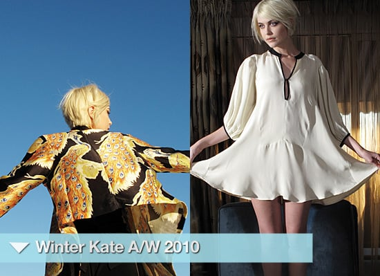 Photos of Nicole Richie's Winter Kate Line for Autumn Winter 2010