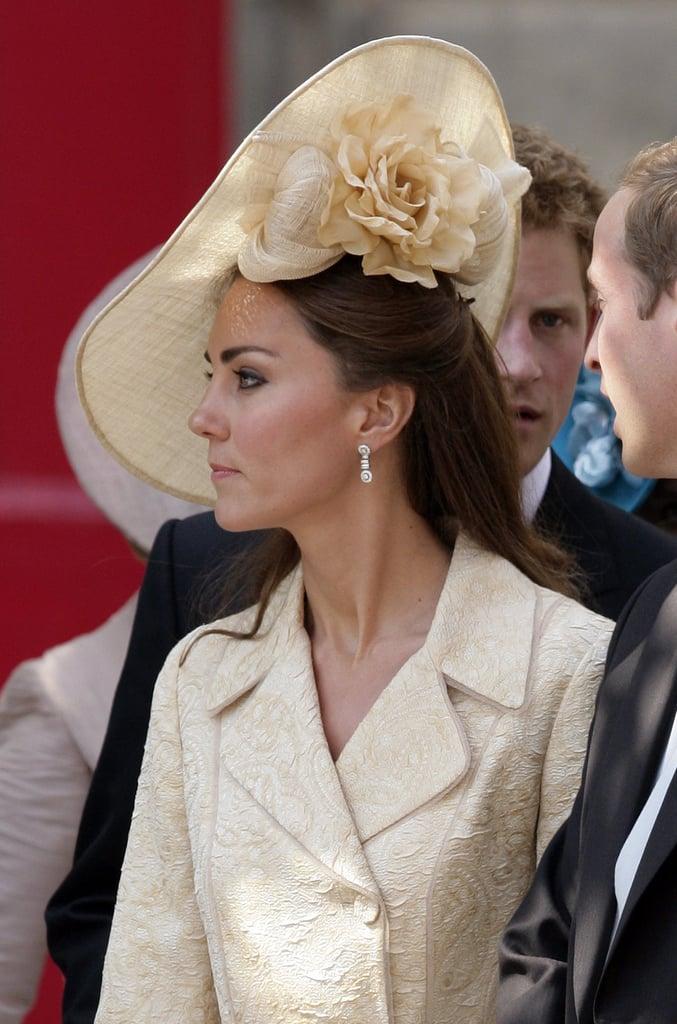 Kate Middletons Hats