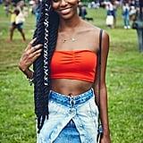 Curlfest Beauty Street Style 2017