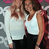 Ellie Goulding posed with our founder and editor in chief, Lisa Sugar.