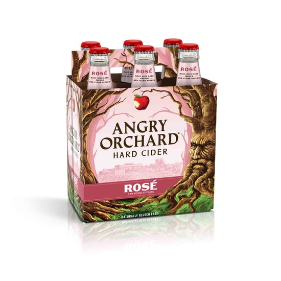 What Is Angry Orchard Rose Hard Cider?