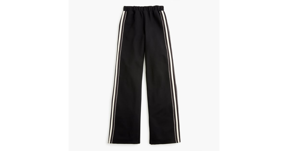 e7b93f5ab1fc93 Universal Standard x J.Crew Wide-leg Ponte Pant   The J.Crew x Universal  Standard Collaboration Is So Damn Chic, You'll Want to Buy It All    POPSUGAR ...