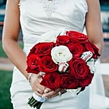 Baseball Roses in the Bouquet