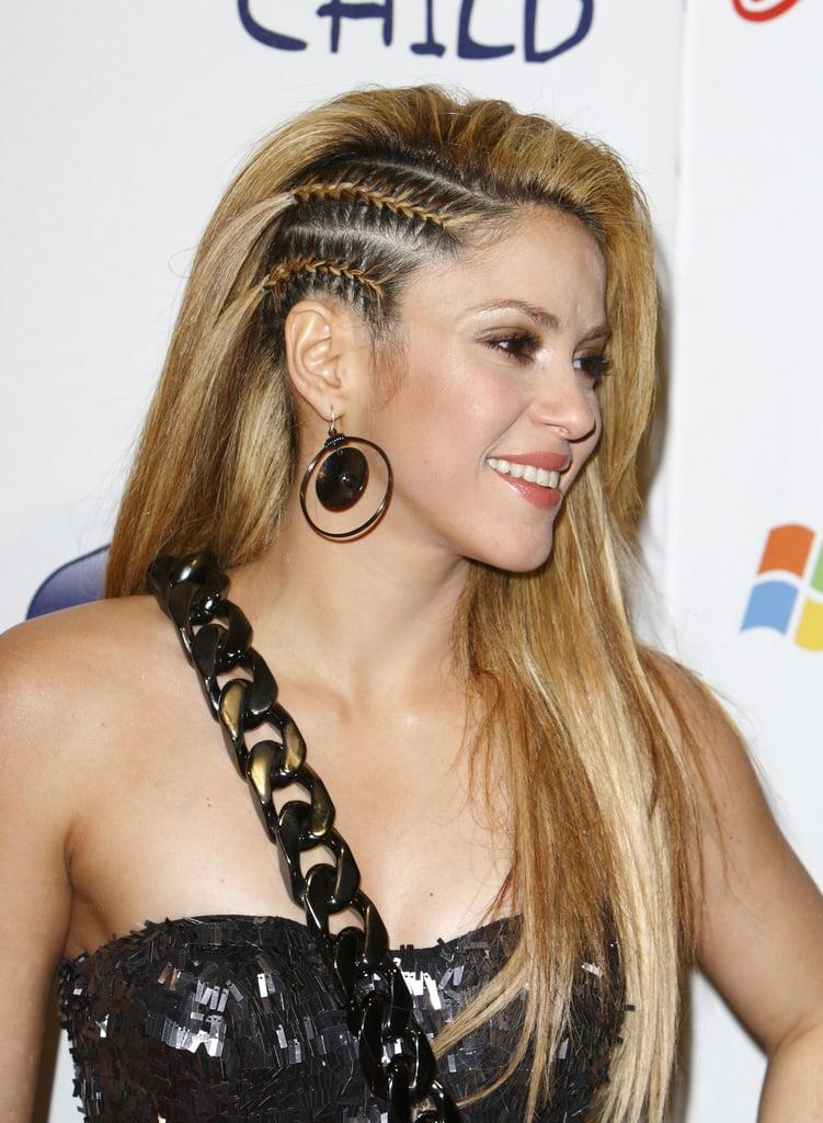December 2009 Shakira S Hair Popsugar Beauty Photo 19