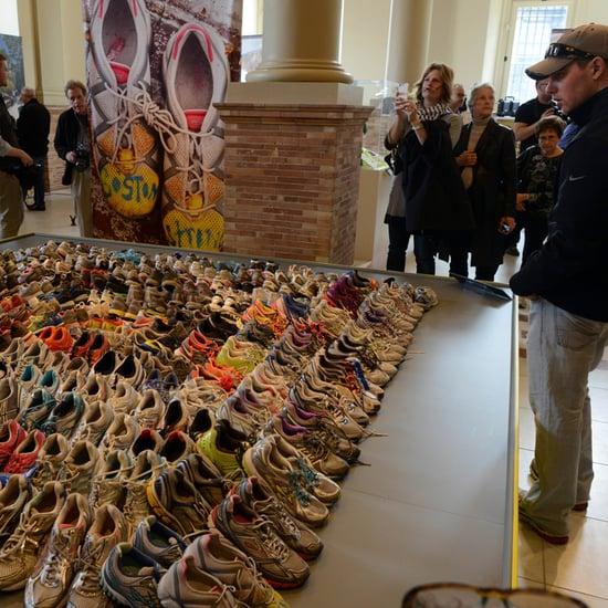 Boston Marathon Memorial Exhibition | Pictures