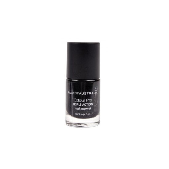 Face of Australia Colour Pro Nail Enamel in Scream, $6.95