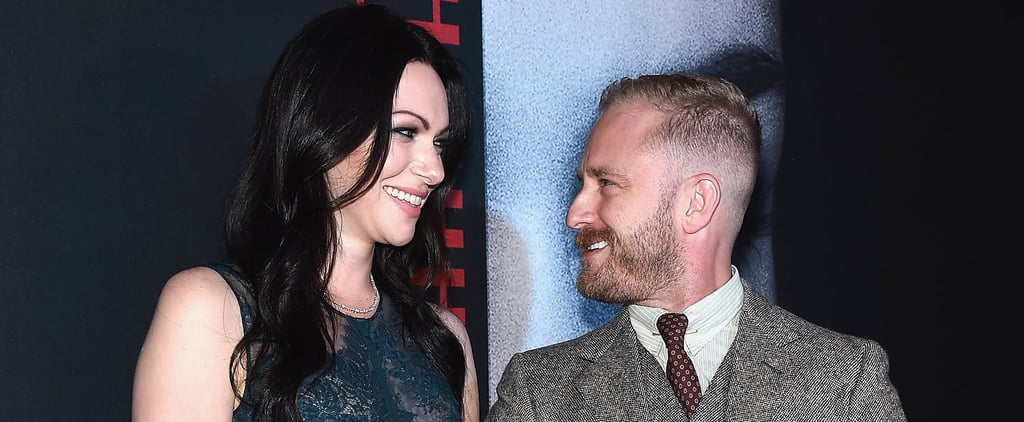Surprise! Laura Prepon Flaunts Her Engagement Ring From Ben Foster on the Red Carpet
