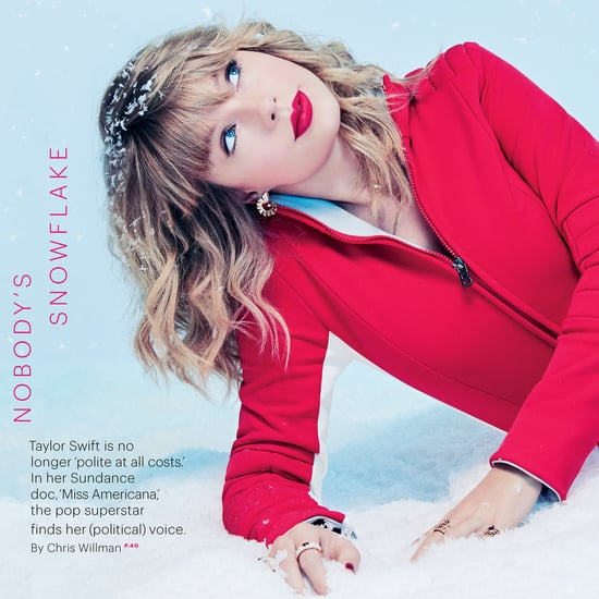 Read Taylor Swift's Quotes From Her Interview With Variety