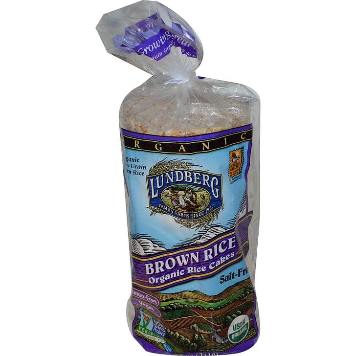 Organic Whole Grain Brown Rice Cakes