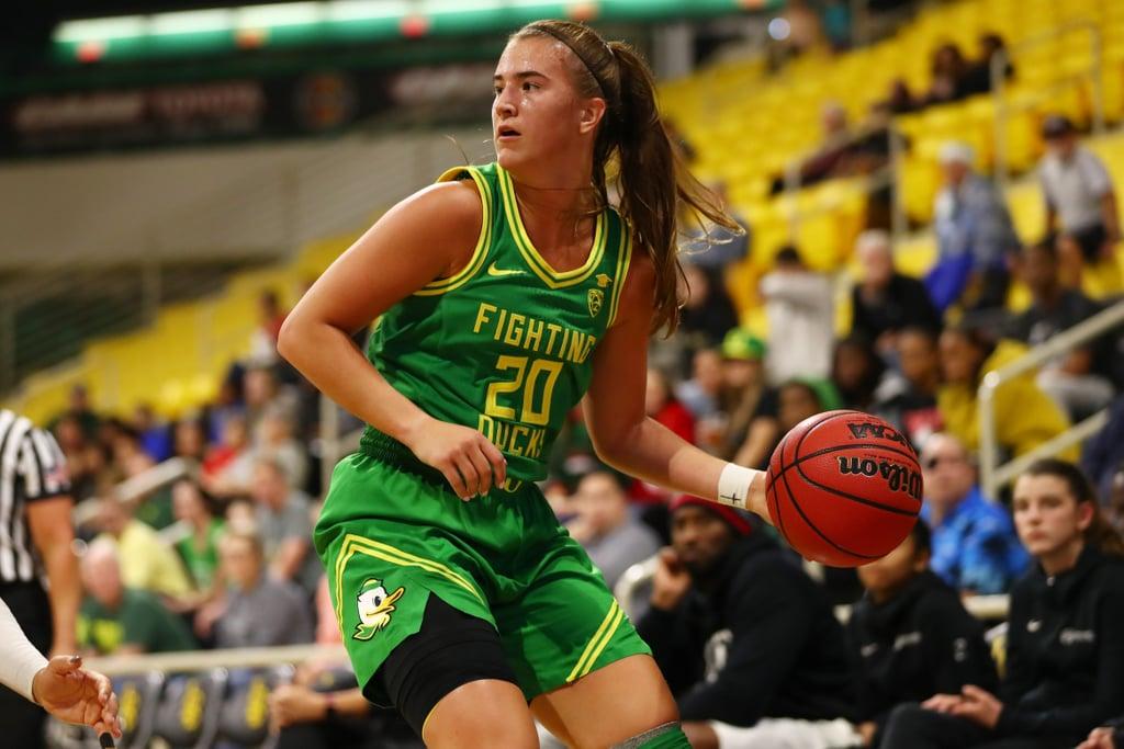 Sabrina Ionescu Dedicates Her Senior Season to Kobe Bryant