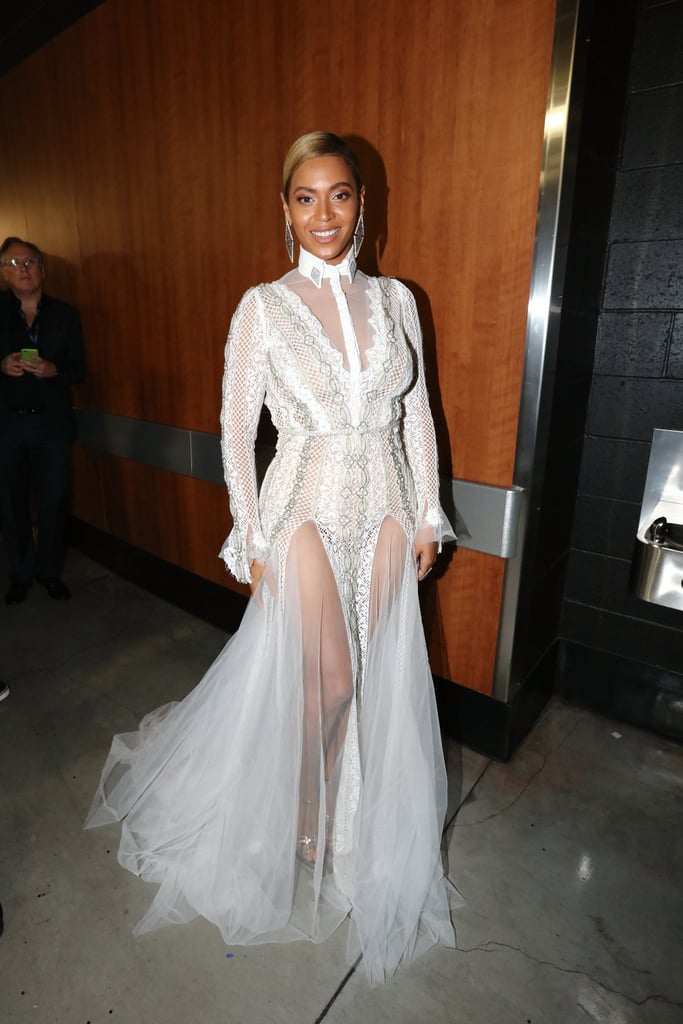 Beyonce at the Grammys 2016