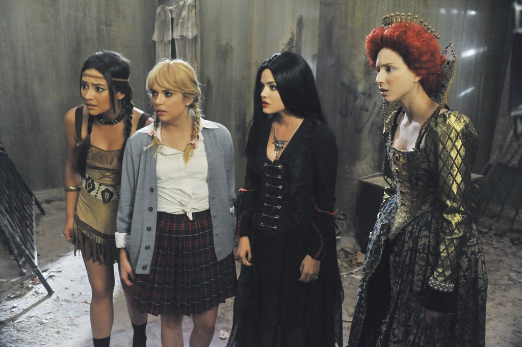 pretty little liars halloween costume inspiration