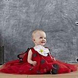 Baby Ladybug Tutu Costume