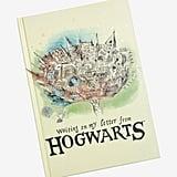 Harry Potter Waiting on Hogwarts Letter Ruled Journal