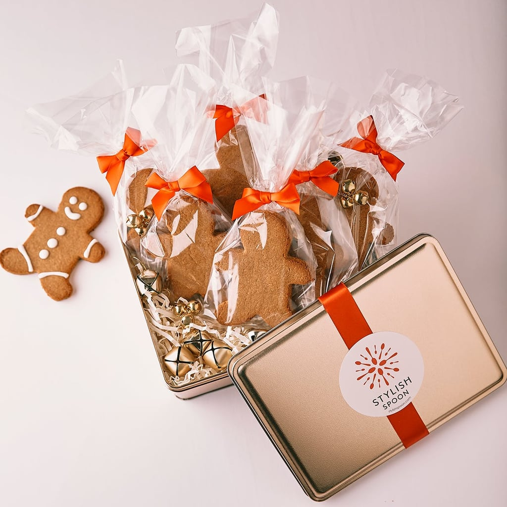 Stylish Spoon's Gluten-Free Vegan Gingerbread Man Decorating Kit