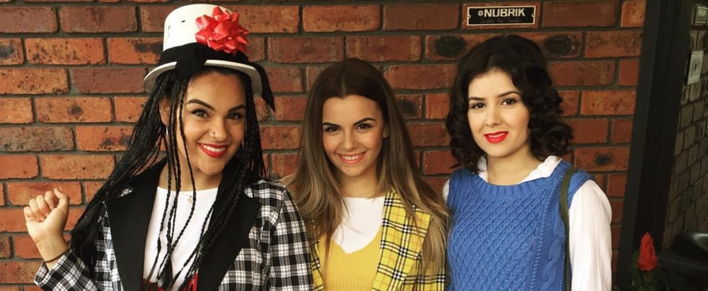 10 Group Costumes Inspired by the '90s