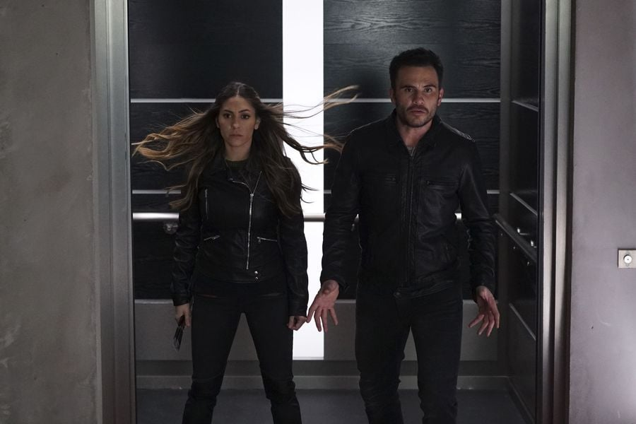 Marvel's Agents of S.H.I.E.L.D., Season 3
