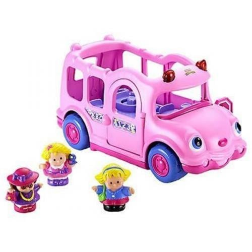 Fisher-Price Little People Stop 'N Surprise School Bus — 2013