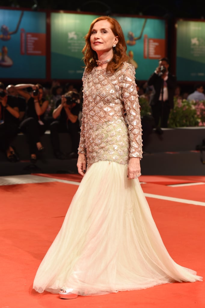 venice film festival red carpet dresses 2019  popsugar