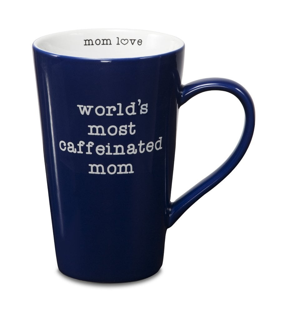 World's Most Caffeinated Mom Mug