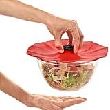 Charles Viancin Silicone Round Airtight Food Storage Lid Poppy (£10)