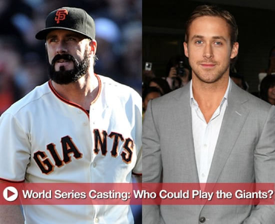 Sugar Shout Out: Who Would You Pick to Play the SF Giants in a Movie?