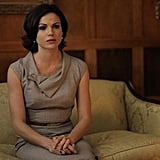 Lana Parrilla on ABC's Once Upon a Time.  Photo copyright 2011 ABC, Inc.