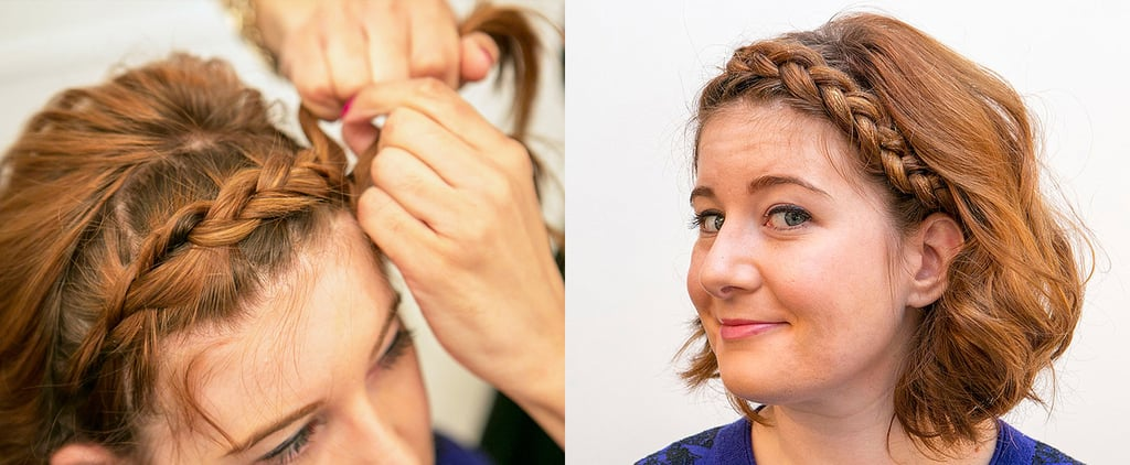 The Easy DIY Headband Braid That Only Looks Complicated