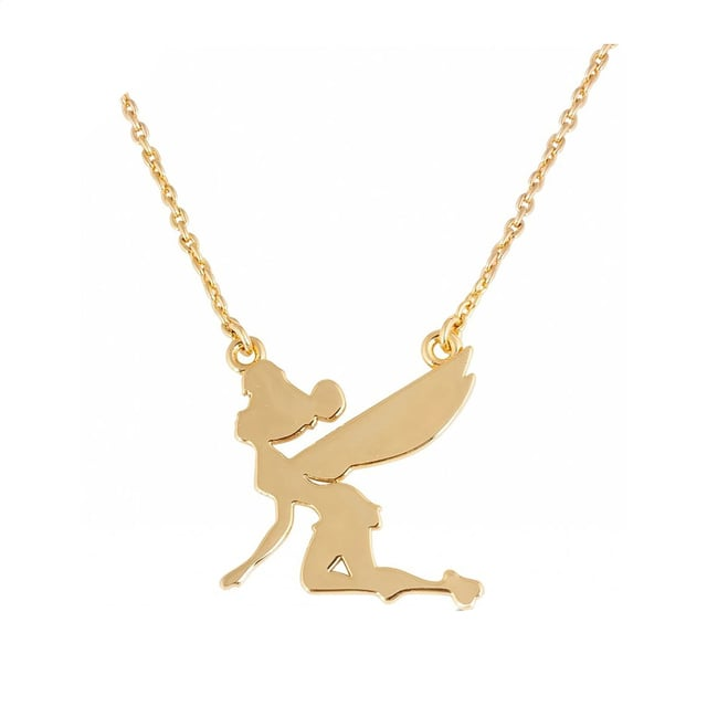 Tinkerbell necklace disney christmas gifts popsugar love uk photo 8 tinkerbell necklace aloadofball Gallery