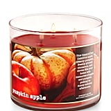 Pumpkin Apple candle ($23)