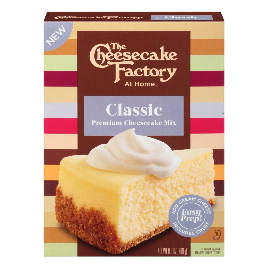 Cheesecake Factory Cake Mixes