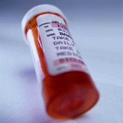 Meds Prescribed to Someone Else
