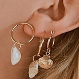 Summer Essentials Mini Hoop Earring Set