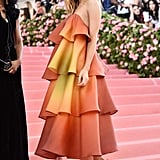 Sofia Sanchez Barrenechea at the 2019 Met Gala