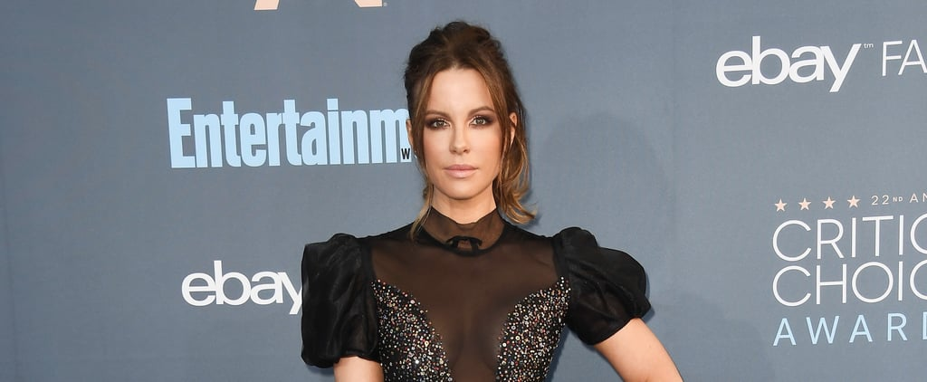 Kate Beckinsale's Breathtaking Princess Gown Will Give You Goosebumps