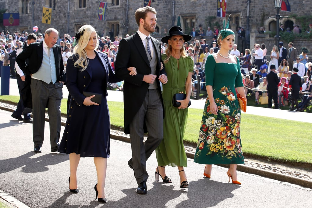 Image result for Louis spencer at royal wedding 2018