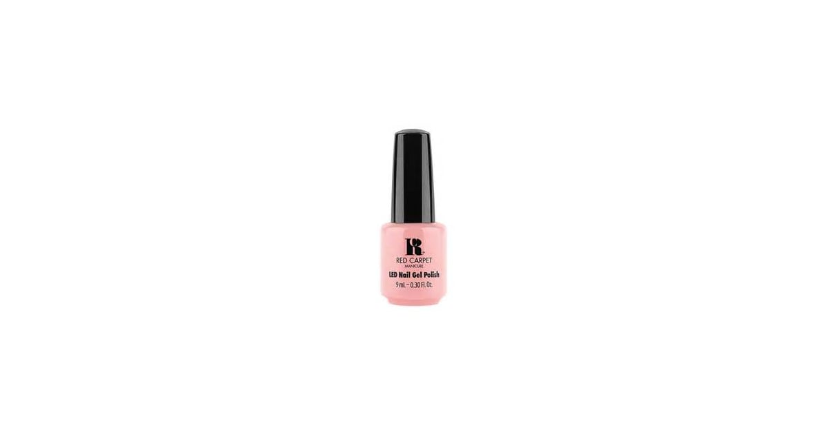 Red Carpet Manicure Led Nail Gel Polish In Frolic In The