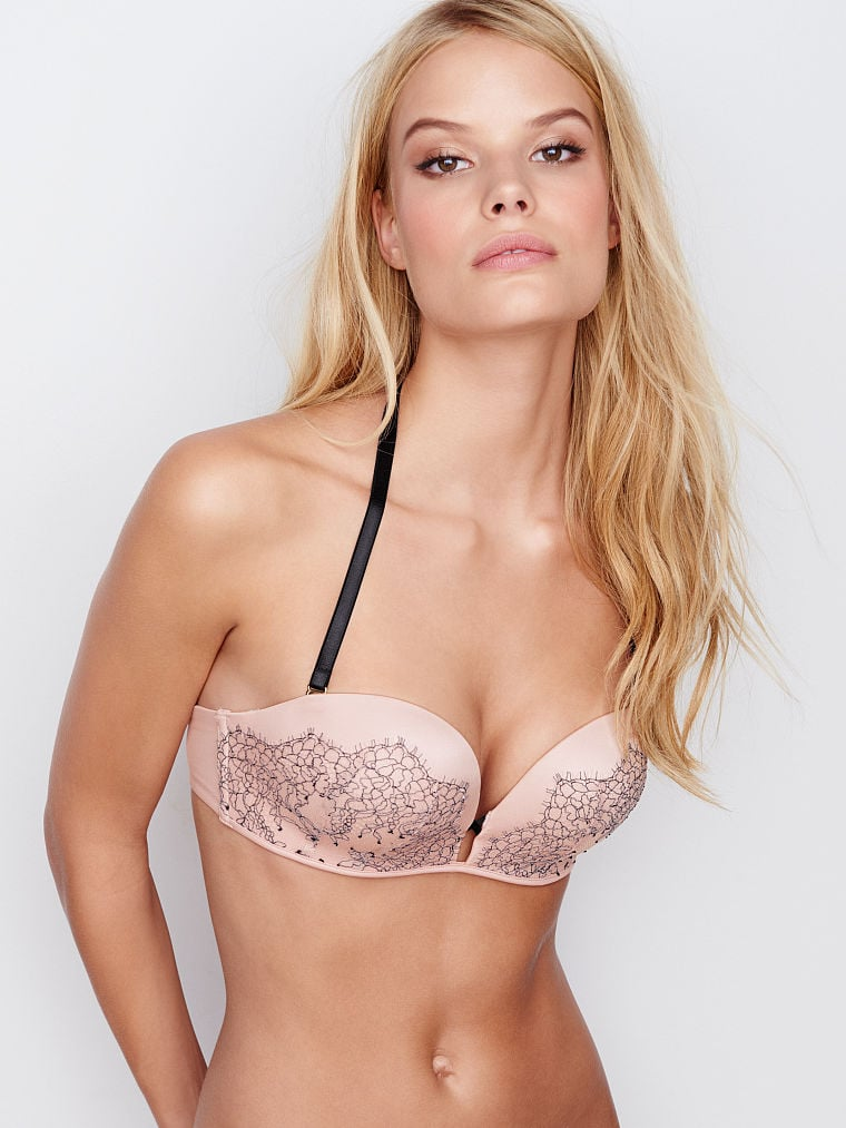 f674ab0dfa Victoria s Secret Bombshell Add-2-Cups Multi-Way Push-Up Bra ( 63 ...