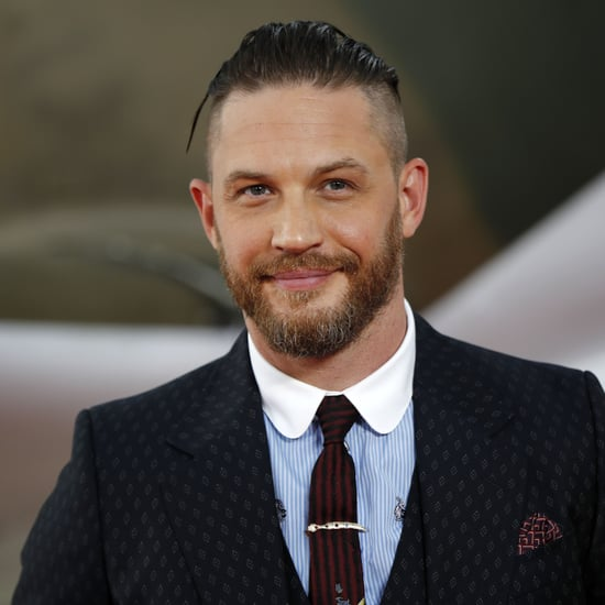 Tom Hardy Re-Homes Abandoned Puppies