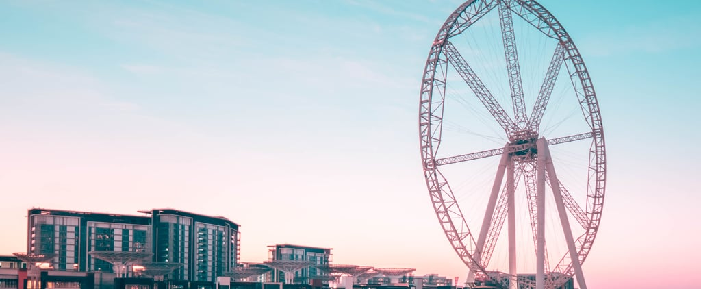 موعد افتتاح عجلة عين دبي