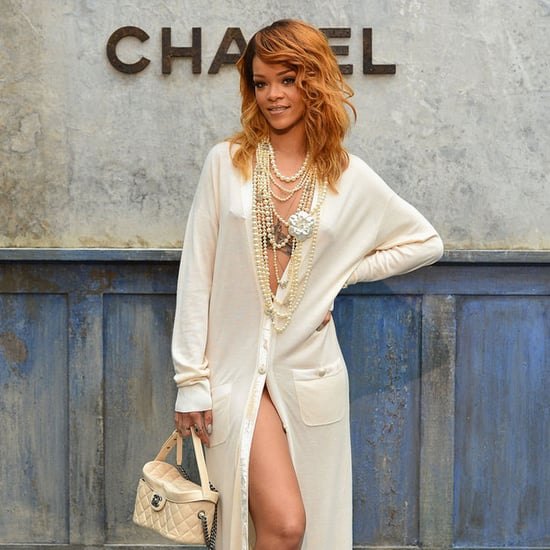 Rihanna Street Style Fashion Pictures