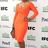 Angela Bassett at the 2014 Spirit Awards