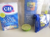 Easy Coconut Lime Square Recipe 2010-03-26 15:45:42