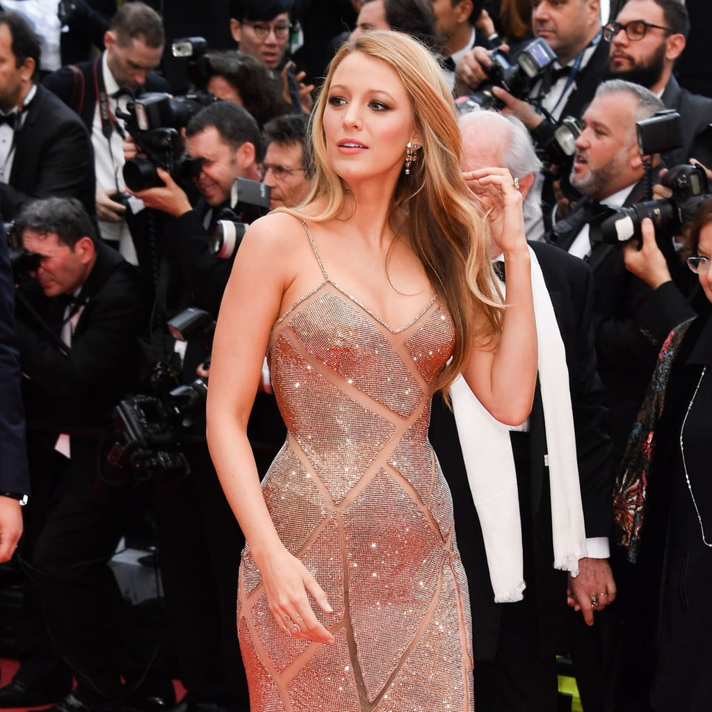 Blake Lively's Dress at Cafe Society Cannes Premiere
