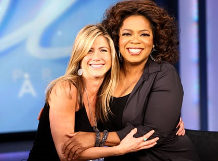 Quotes And Photos Of Jennifer Aniston On Oprah 606060 POPSUGAR Gorgeous Oprah Quotes About Friendship