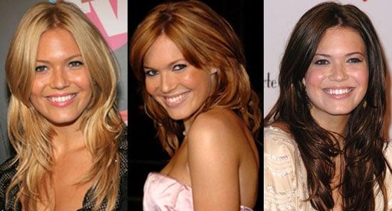 How Do You Prefer Mandy's Hair?
