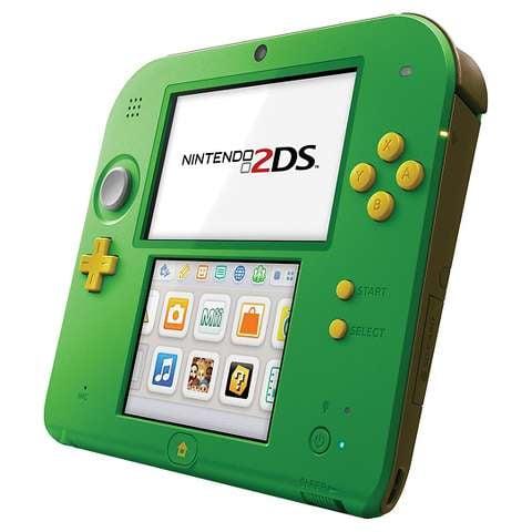 Legend of Zelda Edition Nintendo 2DS